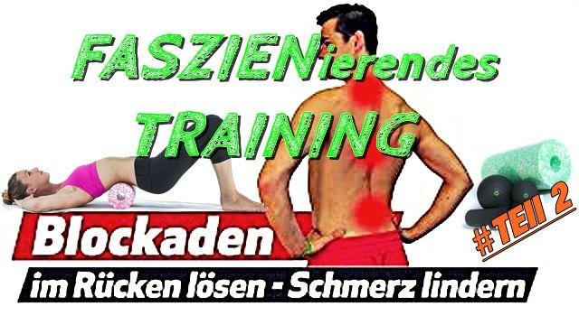 faszien training teil 2