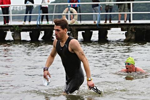 Jubiläums-Triathlon am Jahnbad