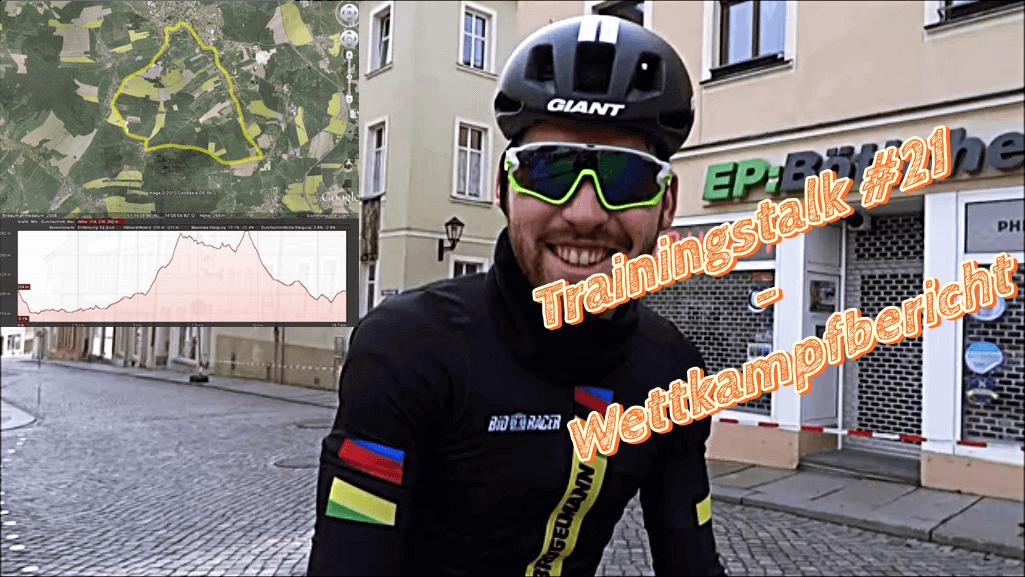 Sören beim LausitzCup Rennradrennen in Kamenz
