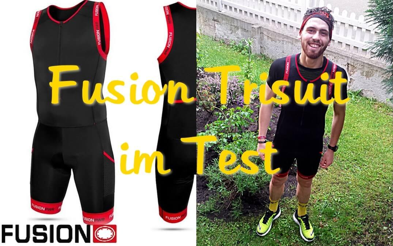 Fusion Trisuit im Test