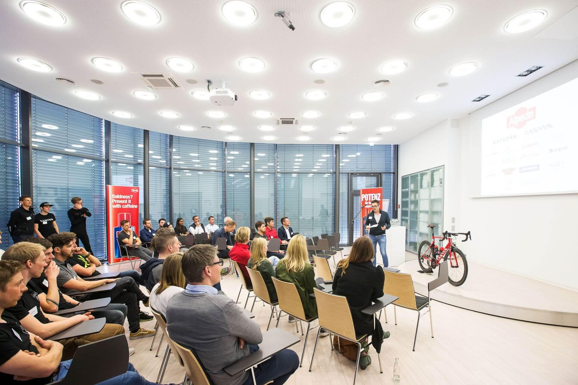Gran Fondo Alpecin Teampräsentation 2017