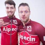 Sören und Dennis sind ready für die Gran Fondo Rennrad Saison