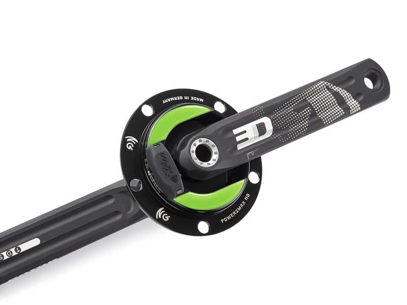 Ein Wattmesser für das Rennrad